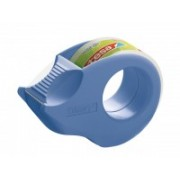 Mini odvíjač na prst s čírou páskou ECO & CLEAR, rôzne farby, 10m x 19mm Tesa 58240-00000-00