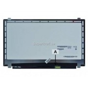 PSA Laptop Skärm 15.6 tum WXGA 1366x768 HD LED Glossy (B156XTN03.1) (Grade A-)