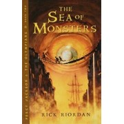 The Sea of Monsters, Hardcover/Rick Riordan