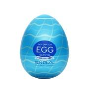Tenga Egg Wavy Cool Edition maszturb