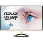 "Monitor Ultra-Slim LED IPS Asus 27"", Full HD, HDMI, DisplayPort, Frameless, FlickerFree, Adaptive Sync, VZ279Q, Black"
