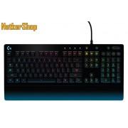 Logitech G213 Prodigy Black HU RGB Gamer billentyűzet (2 év garancia)