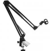 Stativ microfon de birou reglabil si flexibil pentru inregistrari Studio