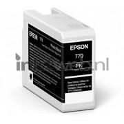 Epson T46S1 - foto zwart