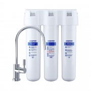 Aquaphor Activated Carbon Filter System - for water - 3 stages - 2.5 L/min - incl. tap