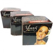 Young Forever the Ultimate Whitening Cream - 100g (Pack Of 3)