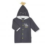 Petit Béguin Robe de chambre bébé mixte Hello Planet - Taille - 12 mois