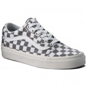 Гуменки VANS - Old Skool VN0A38G1U53 (Checkerboard) Pewter/Marshmallow