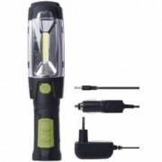 Lanterna de lucru cu acumulator 3.7V2500mAh COB+6 LED