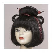 Peruca Orientala - Geisha
