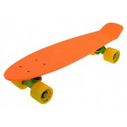 Penny Board SLV Neon 22 Inch PortocaliuGalben