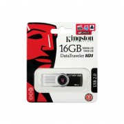 Memoria Flash USB Kingston DataTraveler 101 G2 (DT101G2/16GBZ) 16 GB-Negro