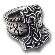 gyűrű Thor's's Runehammer ALCHEMY GOTHIC - R171