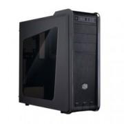 ATX/Micro-ATX/Mini-ITX, Cooler Master CM 590 III, 1x USB 3.0, черна, без захранване