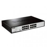 Суич D-Link DGS-1016D, 1000Mbps 16Port
