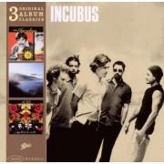Incubus - Original Album Classics (0886976324728) (3 CD)