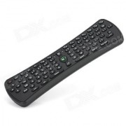 2.4G Wireless Fly Air Mouse + QWERTY Keyboard Remote for Google android Mini PC