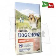 Dog Chow Sensitive Lazac 14kg