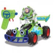MAJORETTE Toy Story Buggy Radio Control Buzz Lightyear Función Turbo