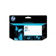 HP Cartucho de Tinta Original HP 72 de 130 ml C9371A Cián para DesignJet SD Pro MFP, T1100, T1120, T1200, T1300, T2300, T610, T620, T770, T790, T795