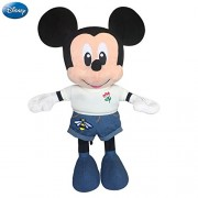 Disney Mickey Mouse 33Cm Big Plush Stuffed Animal Toys Cute Doll Baby Girls Kids Toys Party
