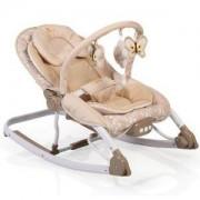 Бебешки шезлонг Cangaroo Carrie, бежов, 3563413