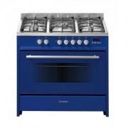 Meireles Cocina Gas Y Eléctrica Meireles E911bunat Azul Nat
