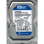 "HDD 500 GB Western Digital Blue SATA-II 3.5"" - second hand"
