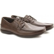 Clarks Finer Road Men Genuine Leather Lace Up shoes For Men(Brown)