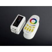 RGB távirányító 1 db vezérlővel