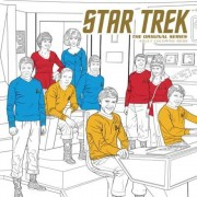 Star Trek: The Original Series Adult Coloring Book, Paperback