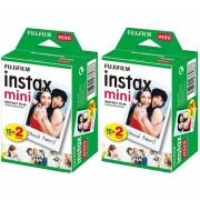 Film Fuji Instax Mini - 100 unidades Fujifilm