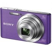 """Sony DSC-W830V violett, 20.1 Mio. Pixel 8x opt. Zoom (25-200mm), 2.7"""" LCD-TFT"""
