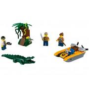 60157 Set de jungla pentru incepatori