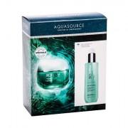 Biotherm Aquasource confezione regalo crema viso giorno 50 ml + latte detergente Biosource 200 ml donna