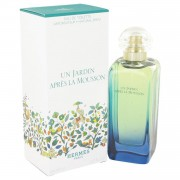Un Jardin Apres La Mousson by Hermes Eau De Toilette Spray (Unisex) 3.4 oz