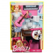 Barbie Intrumentos Musicales - Barbie