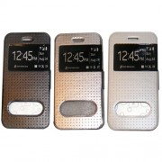 Flip калъф S-View за Samsung G850F Galaxy Alpha