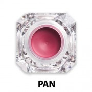 Zuii Organic Bio shea vajas arcpirosító és rúzs Pan