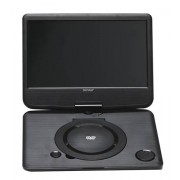 "Denver MT-1083NB Portable DVD player Convertibile Nero 25,6 cm (10.1"") 800 x 480 Pixel"