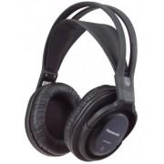 Casti Stereo Panasonic RP-WF830WE-K, Wireless (Negru)