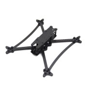 Witcher 5inch 230mm 5mm Thickness Arm Carbon Fiber Freestyle Frame Kit for RC Drone FPV Racing