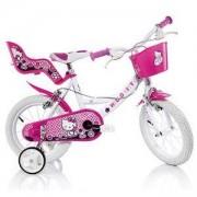 Детско колело Hello Kitty - 16 инча, Dino Bikes, 120117552