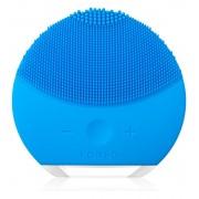LUNAmini2 szilikon elektromos arctisztító - kék