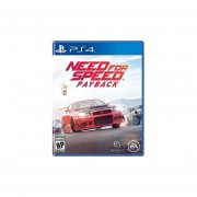 NEED FOR SPEED PAYBACK Play Station 4