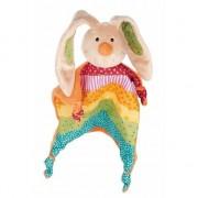 Sigikid Tutteldoekje regenboog konijn