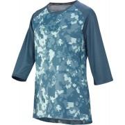 IXS Carve 3/4 Camiseta de las señoras Azul 40