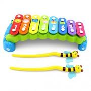 Toyshine Rainbow Garden Xylophone for Babies Preschool Kids