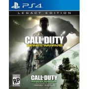 Joc Call Of Duty Infinite Warfare Legacy Edition english And French On Box Pentru Playstation 4