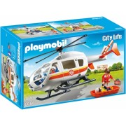 Elicopter Medical de Urgenta Kid Clinic Playmobil